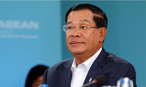 Thủ tướng Campuchia tuyên bố ủng hộ Trump trở thành tổng thống 1