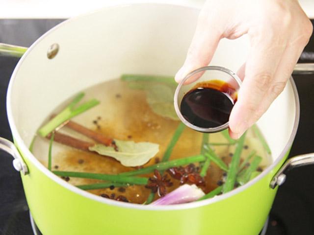 Đậu phụ kho trứng món ăn ngon ngày lạnh 3