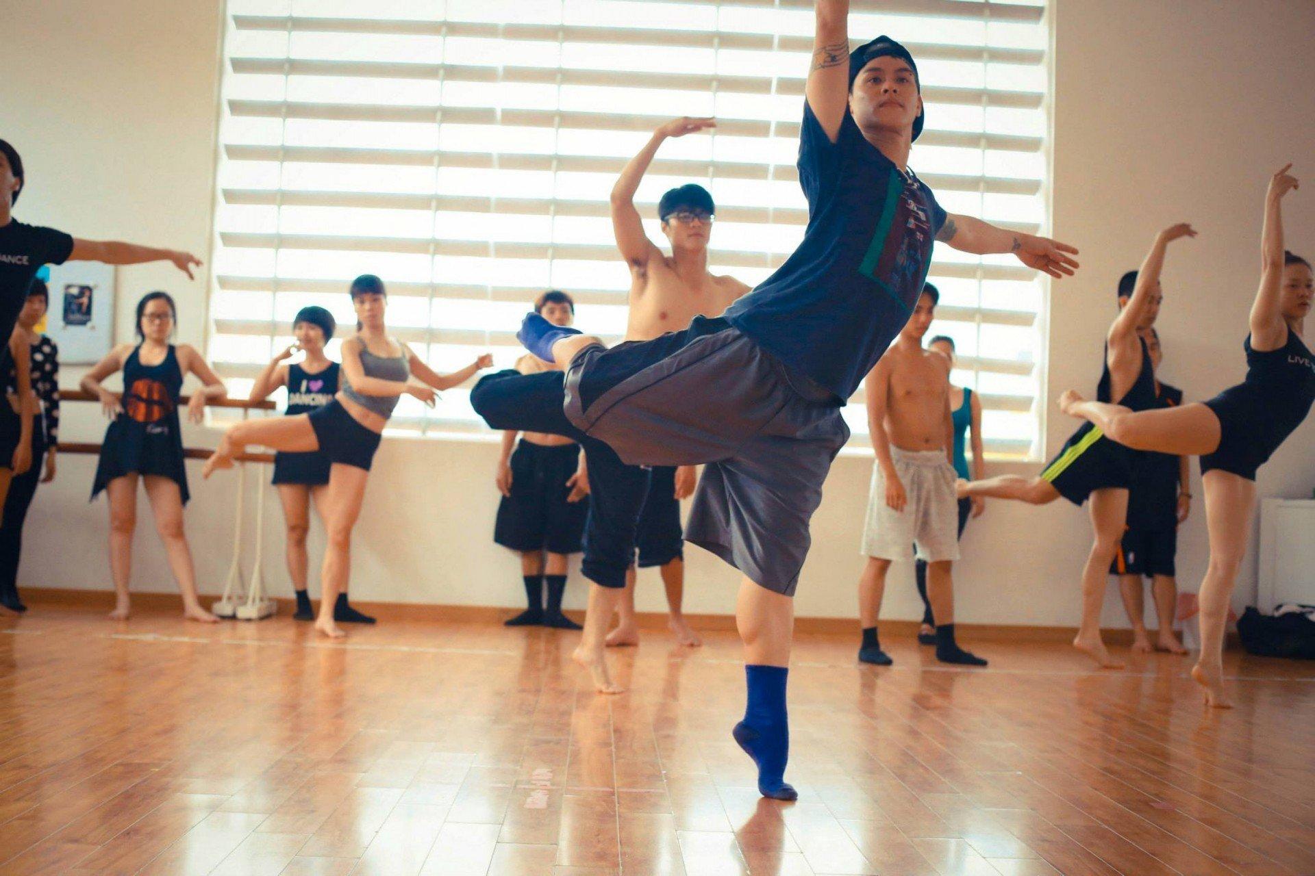 Hình ảnh List các địa điểm học nhảy ở Hà Nội chất lượng số 1