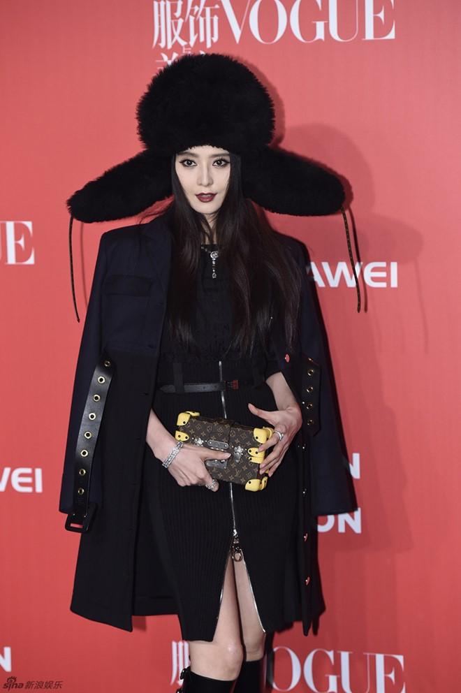 Phạm Băng Băng, Dương Mịch bị chê mặc xấu tại sự kiện thời trang 1