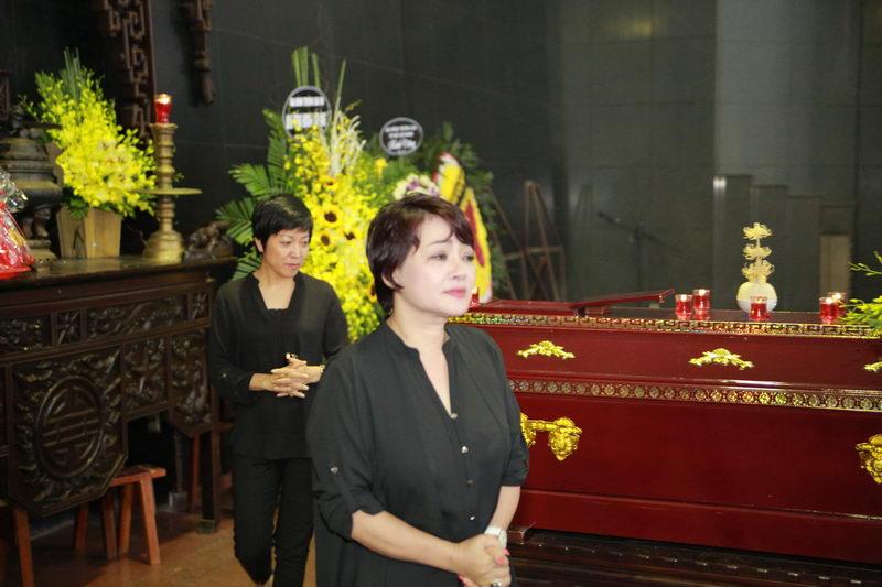 Lễ tang NSƯT Phạm Bằng: Con cháu, đồng nghiệp khóc nghẹn bên linh cữu 18