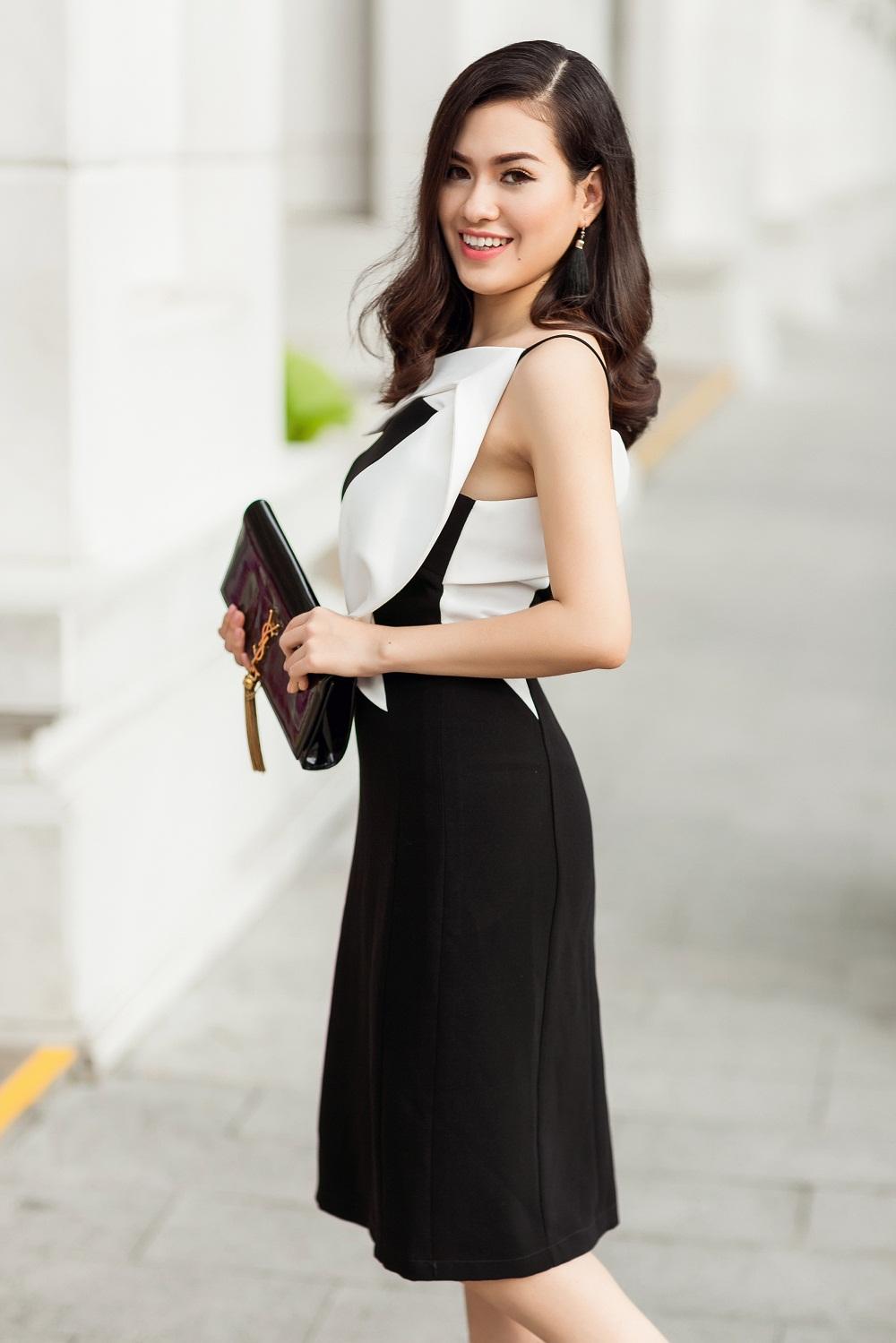 Hoa hậu Diễm Trần về nước hoạt động sau 12 năm xa quê hương 13