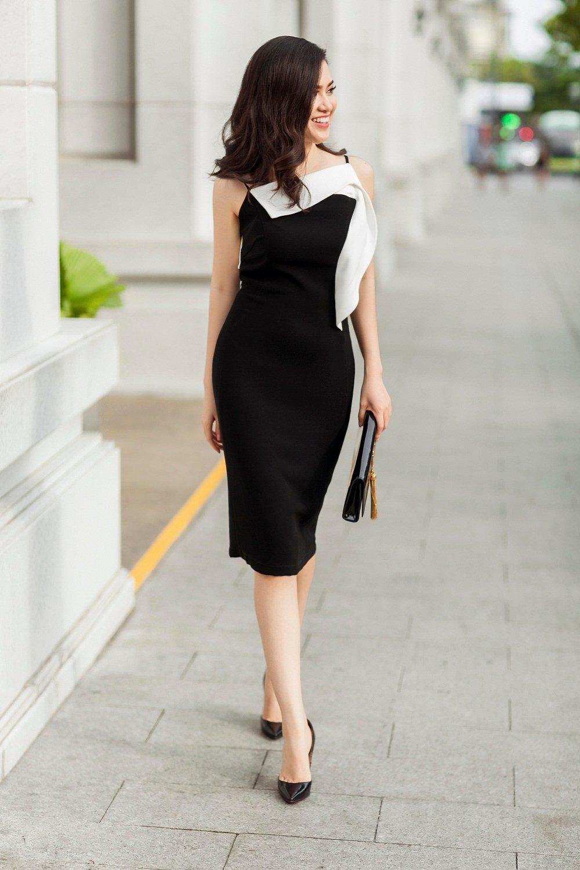 Hoa hậu Diễm Trần về nước hoạt động sau 12 năm xa quê hương 14