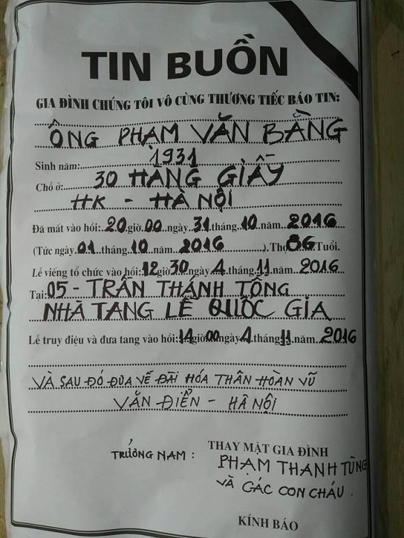 Lễ tang NSƯT Phạm Bằng: Con cháu, đồng nghiệp khóc nghẹn bên linh cữu 26