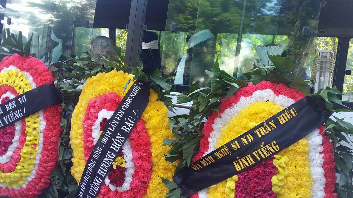 Lễ tang NSƯT Phạm Bằng: Con cháu, đồng nghiệp khóc nghẹn bên linh cữu 4