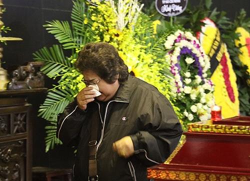 Lễ tang NSƯT Phạm Bằng: Con cháu, đồng nghiệp khóc nghẹn bên linh cữu 15