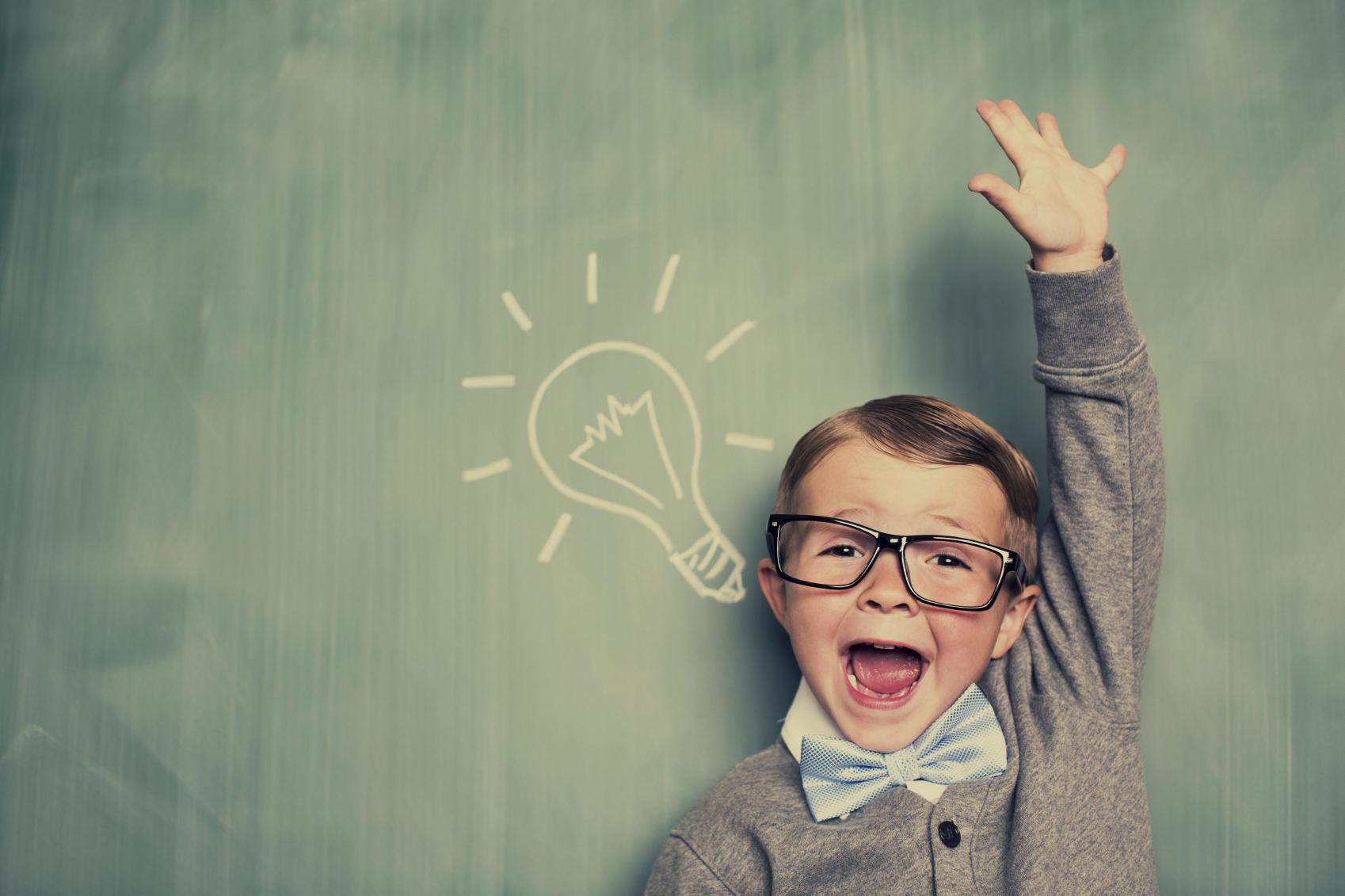 Phát triển trí thông minh cho bé theo Biểu đồ tư duy hình nón 4