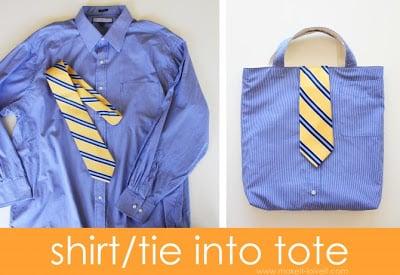 24 ý tưởng tái chế quần áo cũ đơn giản mà hiệu quả 4