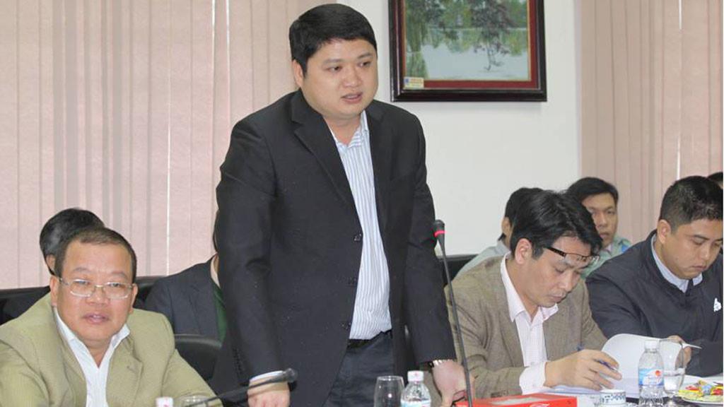 Nguyên Tổng giám đốc PVTEX Vũ Đình Duy từng được báo chí