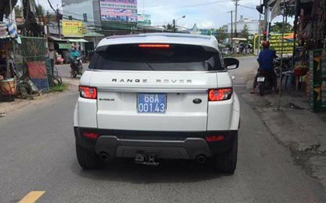 Ôtô biển xanh Kiên Giang giá tiền tỷ: UBND tỉnh mượn xe tịch thu đi công tác 1