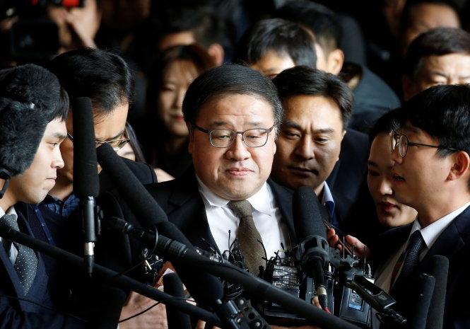 Phát lệnh bắt giữ chính thức 2 cựu thư ký của nữ Tổng thống Hàn Quốc 1