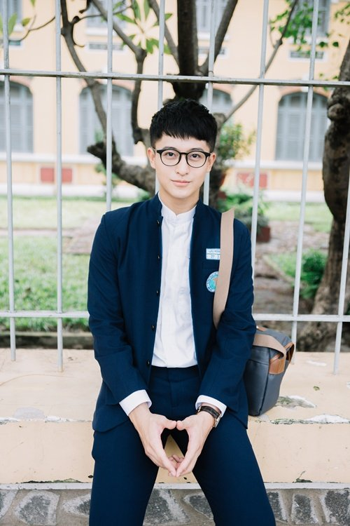 Nam thần Harry Lu khiến nữ sinh thổn thức vì quá đẹp trai  8