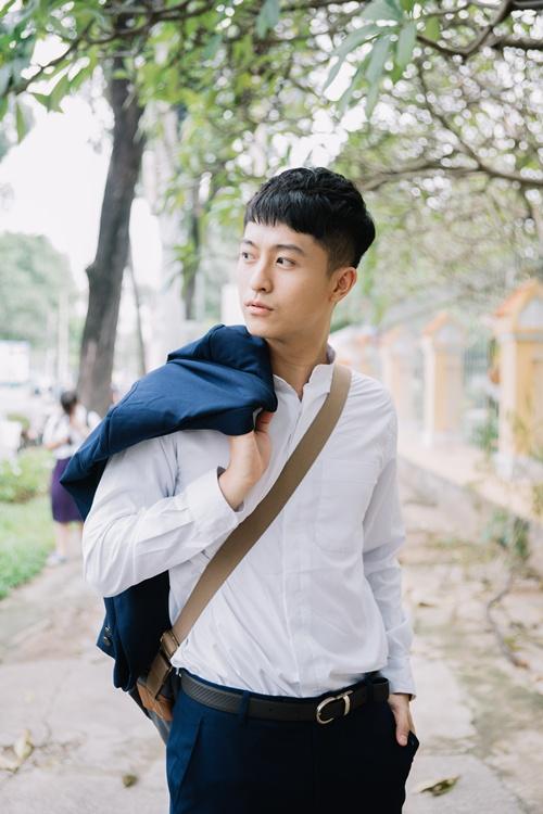 Nam thần Harry Lu khiến nữ sinh thổn thức vì quá đẹp trai  10