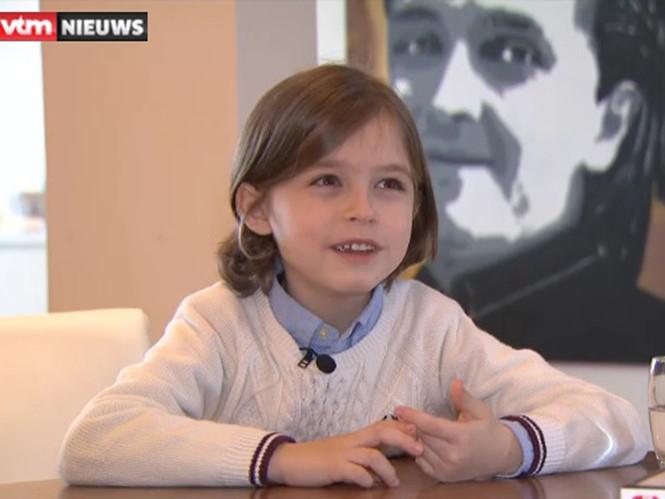 Thần đồng người Bỉ học dự bị đại học khi mới 6 tuổi 1
