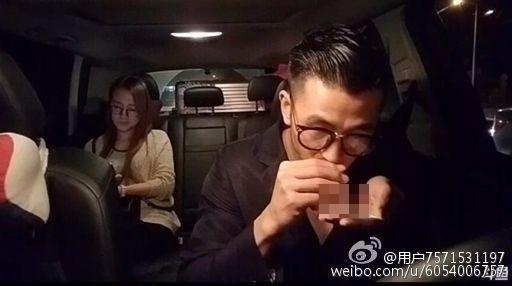 Nam MC Trung Quốc bị bắt giữ vì quay trực tiếp hành động dùng ma túy 1