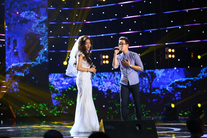 Tiếng hát của cố ca sĩ Minh Thuận được tái hiện trên sân khấu Tuyệt đỉnh song ca 7