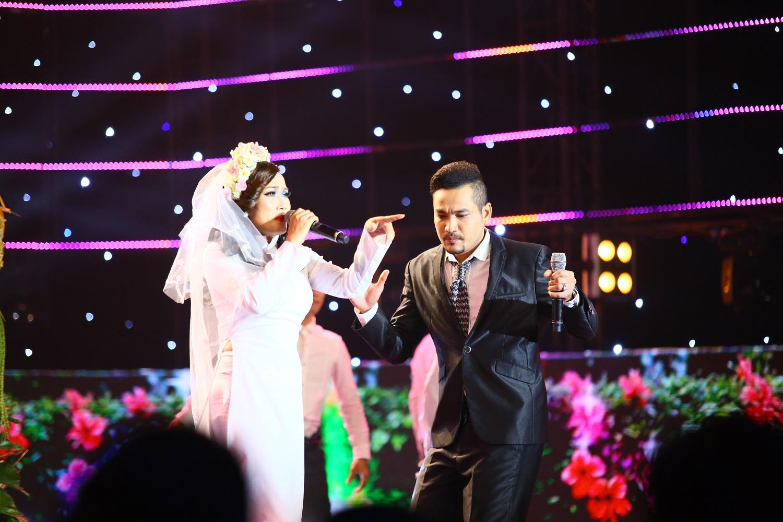 Tiếng hát của cố ca sĩ Minh Thuận được tái hiện trên sân khấu Tuyệt đỉnh song ca 4