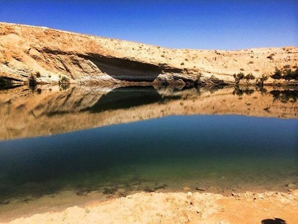 Sa mạc bất ngờ xuất hiện một hồ nước lớn chỉ sau một đêm 4