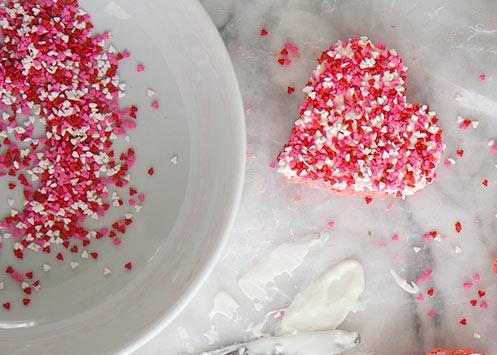 Giáng sinh làm kẹo trái tim ngọt ngào tặng nửa kia 6