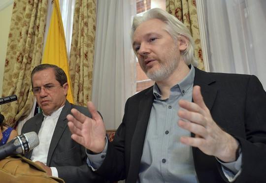 Ông chủ Wikileaks sắp bị thẩm vấn vì cáo buộc tấn công tình dục 2
