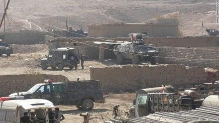 Phát hiện 100 thi thể bị chặt đầu trong trường học ở Iraq  1