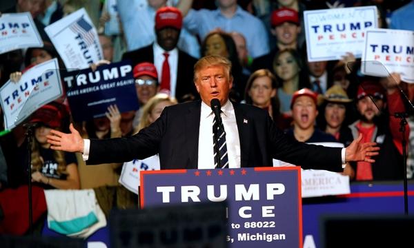 Toàn cảnh diễn biến bầu cử tổng thống Mỹ 2016 10