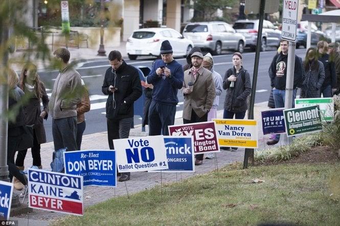 Toàn cảnh diễn biến bầu cử tổng thống Mỹ 2016 4