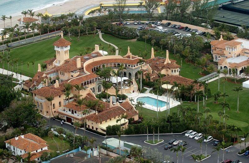 Lóa mắt trước biệt thự, khách sạn siêu xa xỉ của ứng viên tổng thống Mỹ Donald Trump 4