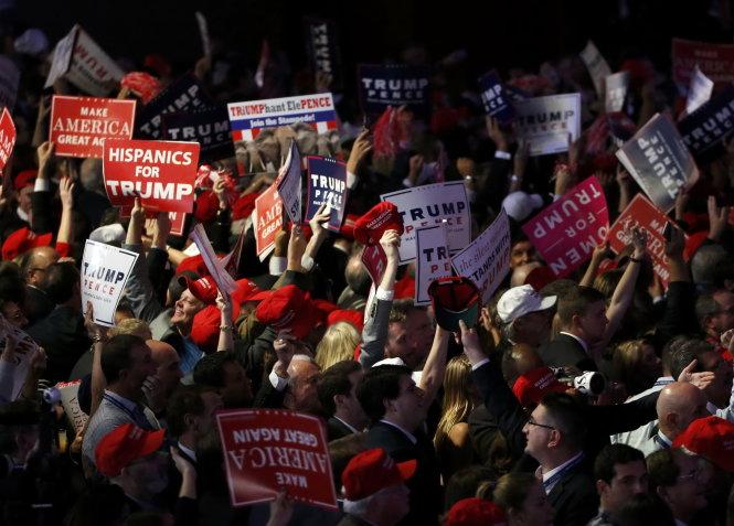 Chỉ còn 3 phiếu nữa, Trump sẽ trở thành tổng thống Mỹ 1