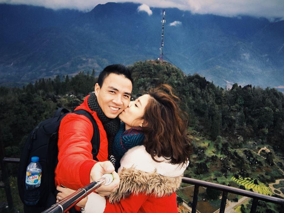 MC Hoàng Linh công khai tình mới sau khi bí mật chia tay chồng