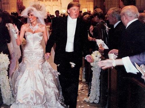 Chân dung người vợ siêu mẫu của tân Tổng thống Donald Trump 5
