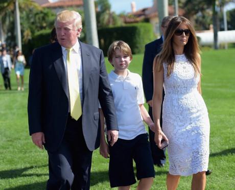 Chân dung người vợ siêu mẫu của tân Tổng thống Donald Trump 6