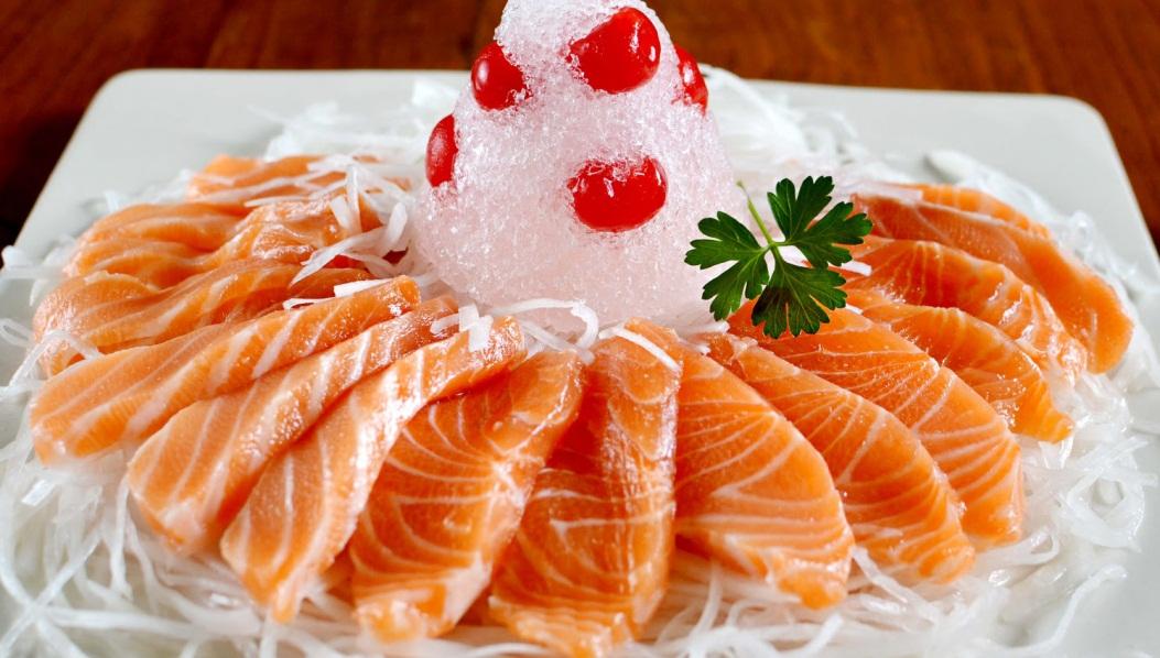 Hình ảnh Nên hay không nên ăn hải sản khi mang thai số 1