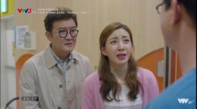 Tuổi Thanh Xuân 2 tập 3: Kang Tae Oh tỉnh lại nhưng quên mất người yêu Nhã Phương 1