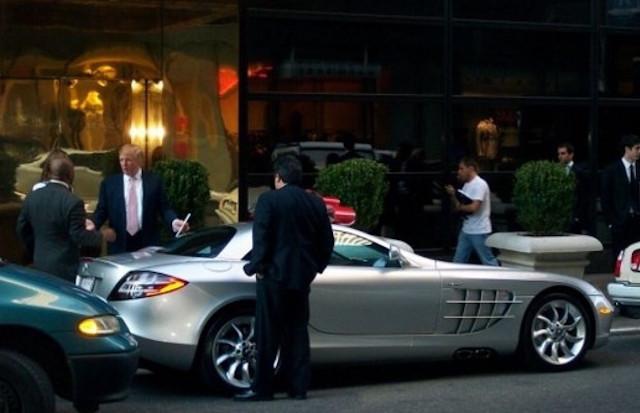 Những chiếc xe được tân Tổng thống Mỹ Donald Trump yêu thích nhất 2