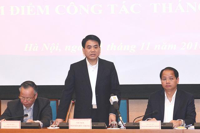 Chủ tịch Hà Nội: Có thể cho thôi việc cán bộ Sở đánh tiến sĩ 76 tuổi 1