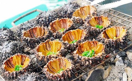 Hình ảnh Lạ miệng với 7 món từ Nhum biển số 4