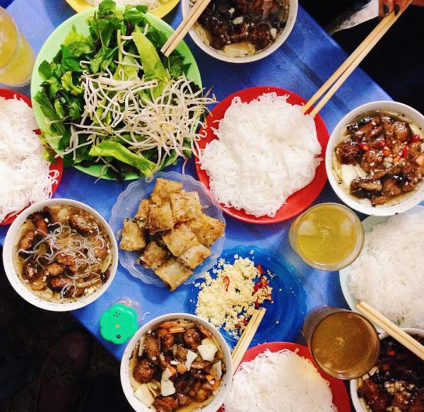 Hình ảnh 5 quán bún chả ngon ngất ngây ở Hà Nội số 3