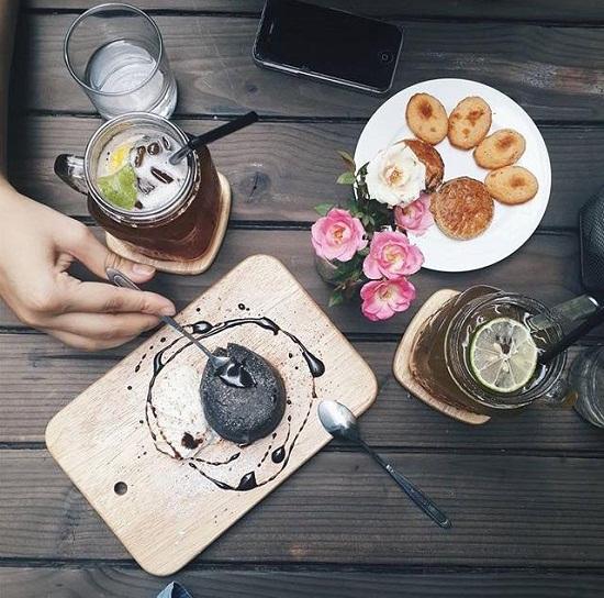 Hình ảnh Hẹn hò ở 3 quán trà bánh xinh đẹp khiến nàng thích mê số 2