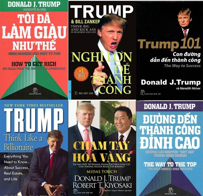 Đời sống - Top 3 cuốn sách không thể không đọc của Tổng thống Mỹ Donald Trump