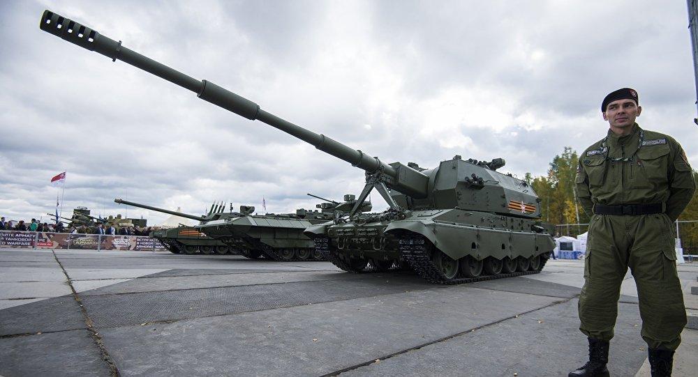 T-14 Armata - Bất ngờ khó chịu đối với phương Tây 1