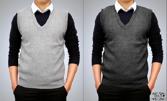 Cách chọn áo gile nam phù hợp với mọi người