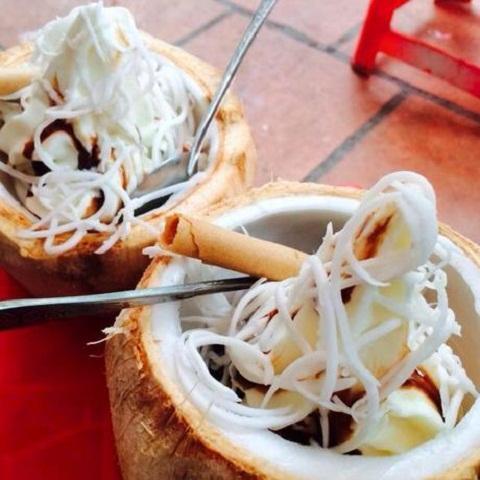 Hình ảnh 5 quán kem đẹp, vui mắt, lạ tai độc đáo ở Hà Nội số 4