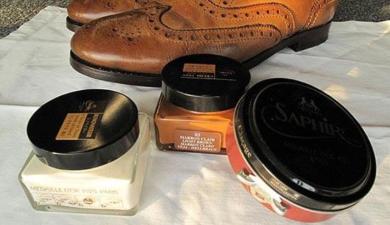 Hướng dẫn cách chọn xi đánh giày phù hợp với từng loại giày big size 1 - Giày Bền