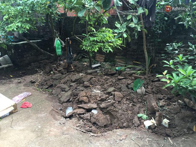 Ám ảnh hiện trường phát hiện thi thể 2 bé gái trong vườn nhà nghi phạm hiếp dâm 2