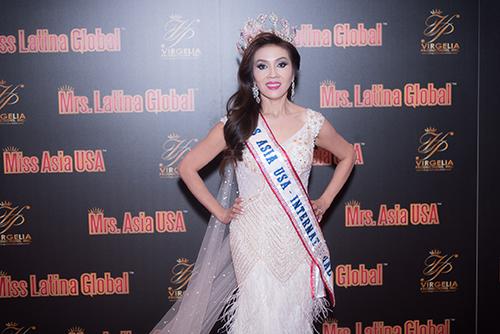 Britney Châu Nguyễn đăng quang Hoa hậu Châu Á tại Mỹ 2016 8