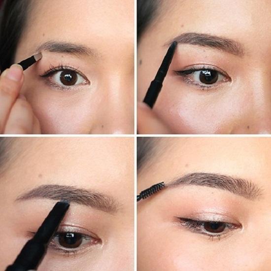 Gợi ý cách làm đẹp cho gương mặt tròn 3