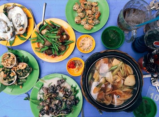 Địa điểm ăn uống TP HCM hút hồn du khách 4