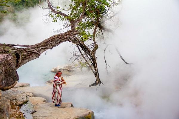 Dòng sông kì lạ luộc chín mọi sinh vật tại Amazon 1