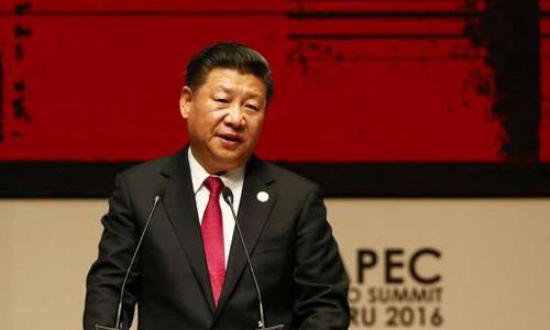 Dự APEC, Tập Cận Bình kêu gọi giải quyết song phương Biển Đông 1